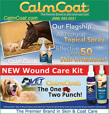 Vet Essentials from Calm Coat Dog Products