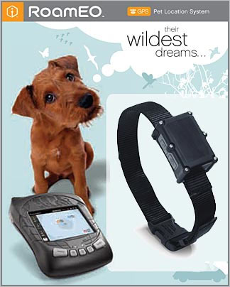 RoamEO Pet Location System