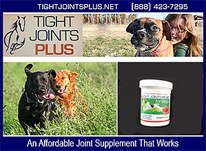 Tight Joints Plus for Dogs